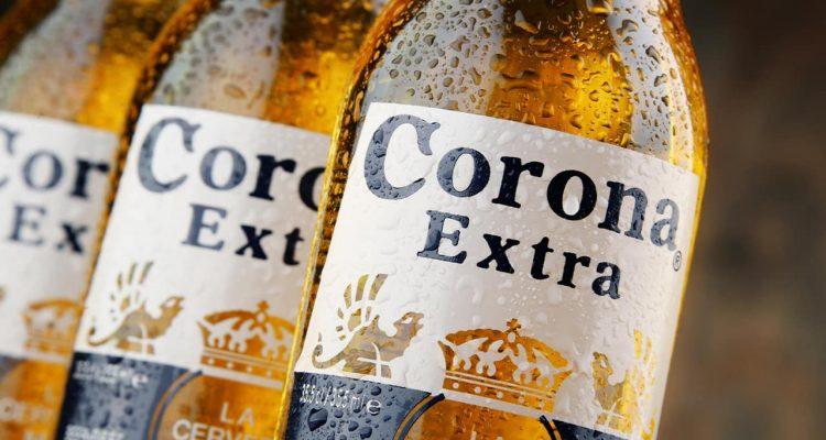 Photo of bottles of Corona Extra