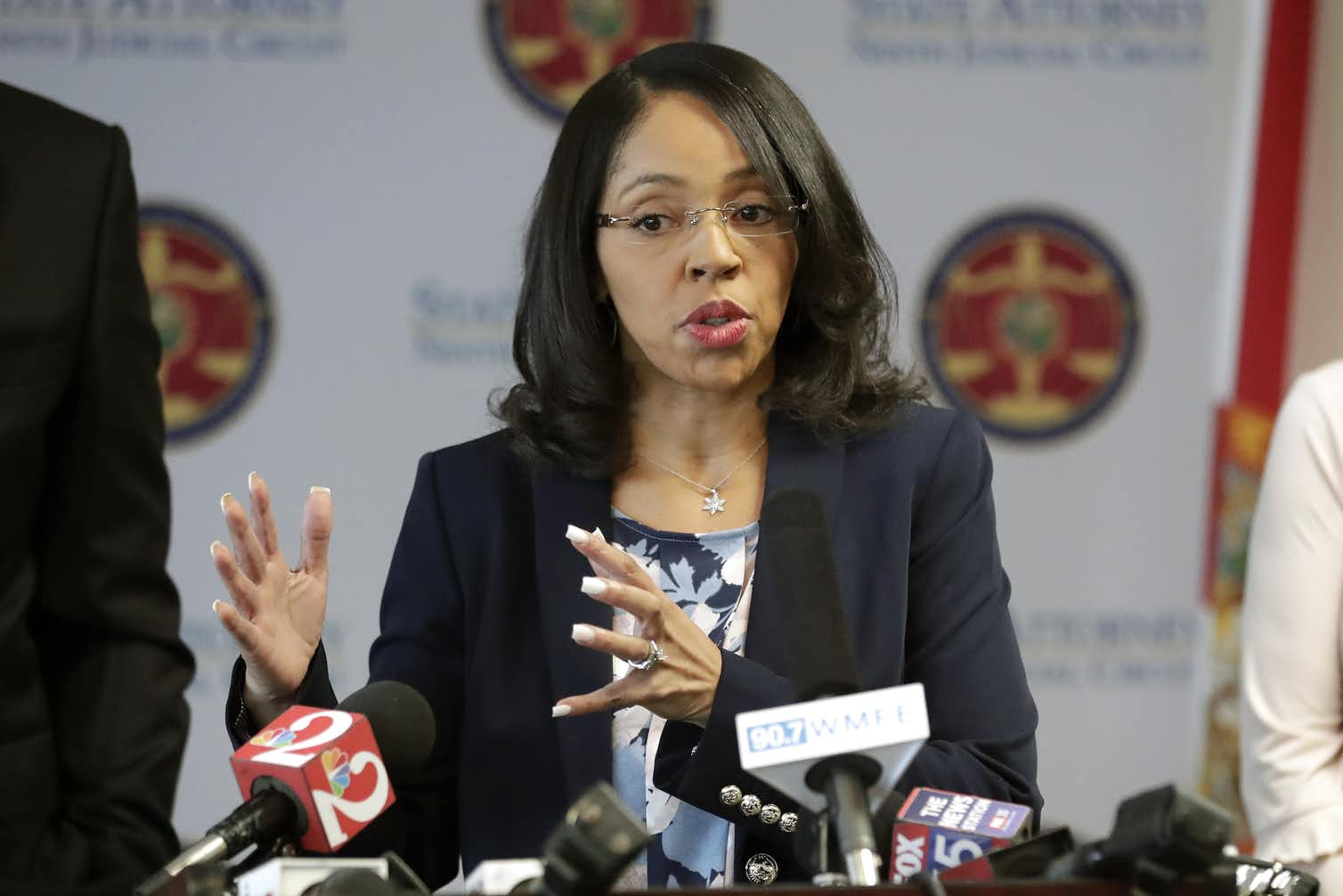 Photo of Florida State Attorney Aramis Ayala