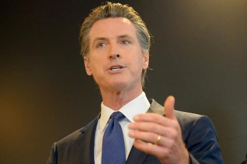 Photo of Gov. Gavin Newsom