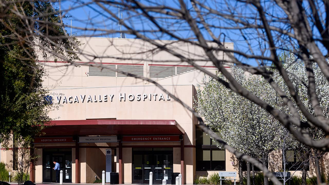Photo of NorthBay VacaValley Hospital