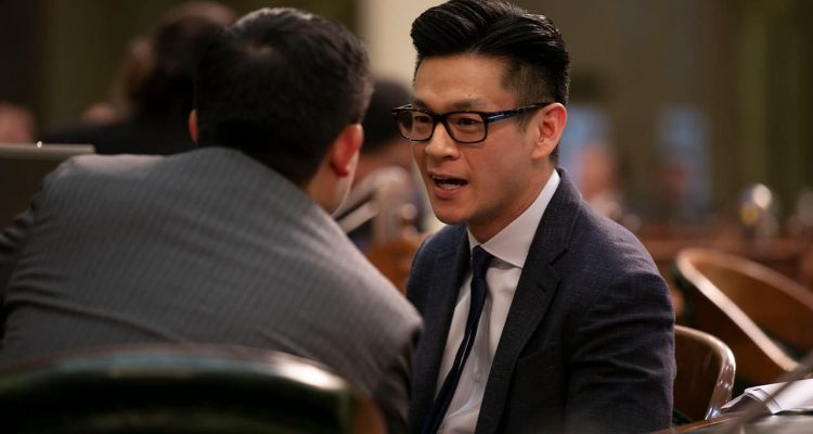 Photo of Assemblyman Evan Low