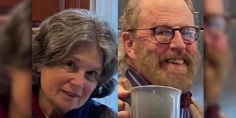 Photo of Carol Kiparsky and Ian Irwin