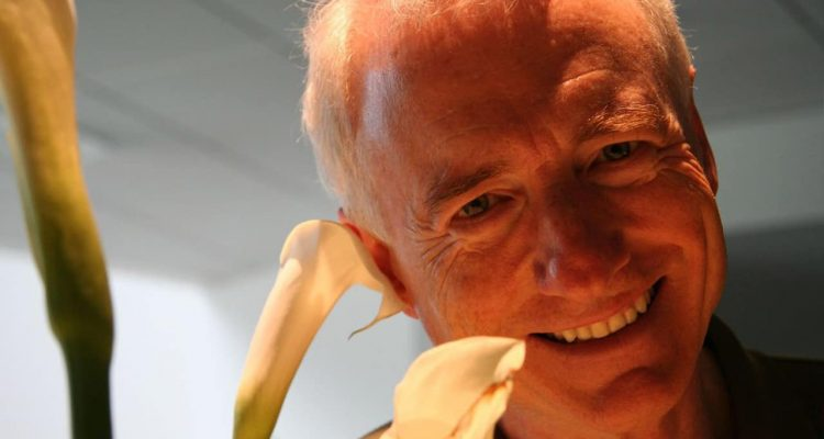 Photo of Larry Tesler, an icon of early computing
