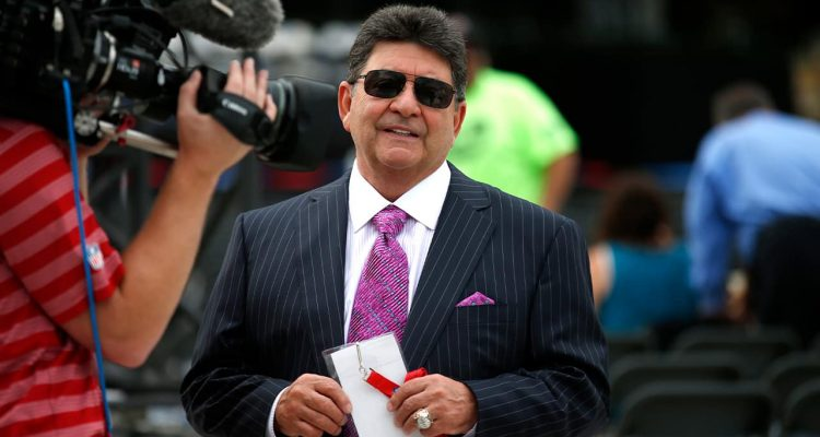 Photo of former owner of the San Francisco 49ers Edward DeBartolo, Jr.