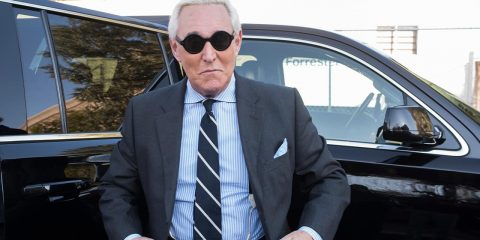 Photo of Roger Stone