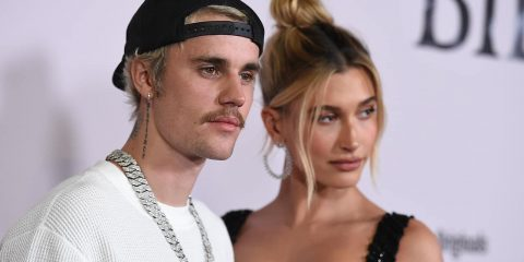 Photo of Justin Bieber and Hailey Baldwin