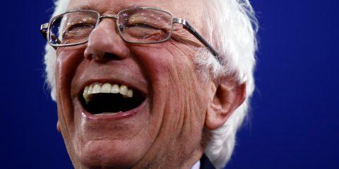 Photo of Sen. Bernie Sanders