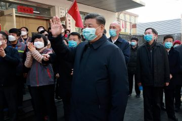Photo of Chinese President Xi Jinping