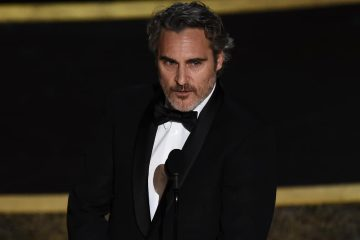 Photo of actor Joaquin Phoenix