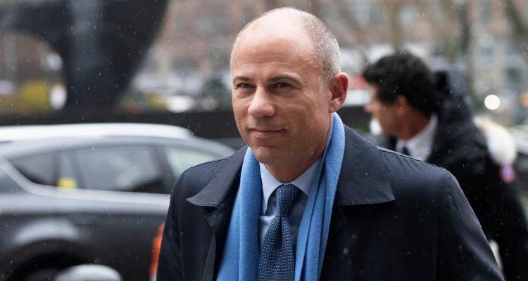 Photo of California attorney Michael Avenatti
