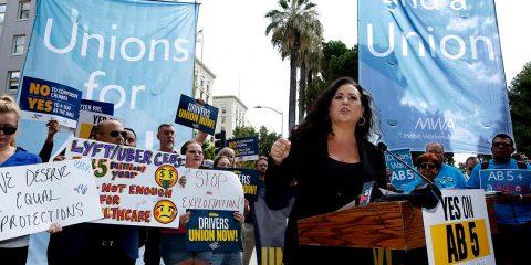 Photo of Assemblywoman Lorena Gonzalez