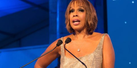 Photo of CBS's Gayle King