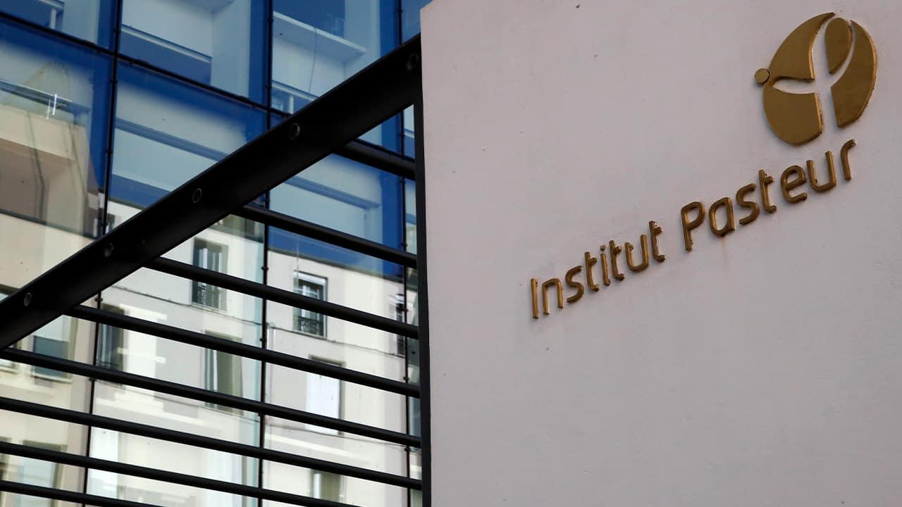 Photo of Pasteur Institute in Paris
