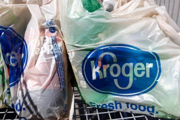 Photo of Kroger bags