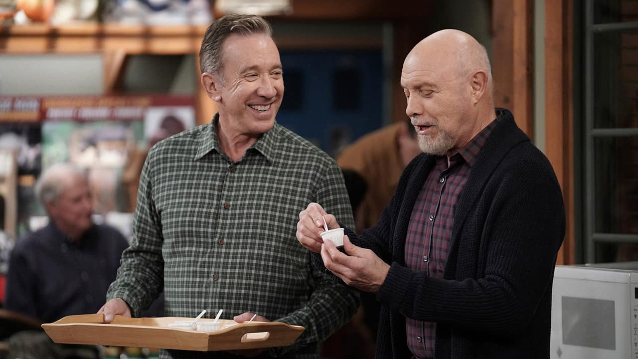 Photo of a scene from Last Man Standing