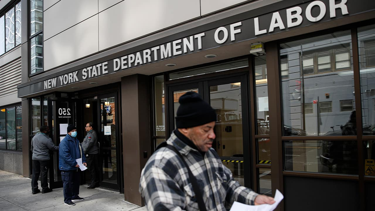 Photo of the NY Department of Labor