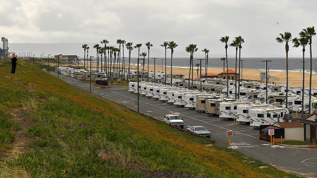 Photo of Dockweiler State Beach