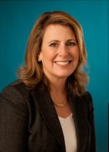 Portrait of PG&E senior VP Laurie Giammona