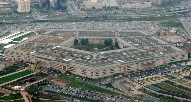 Photo of the Pentagon