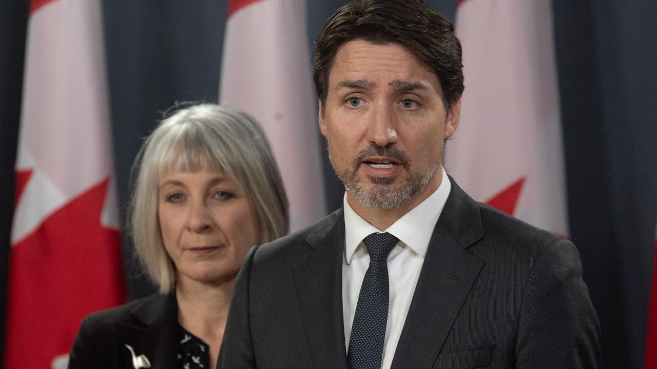 Photo of Prime Minister Justin Trudeau
