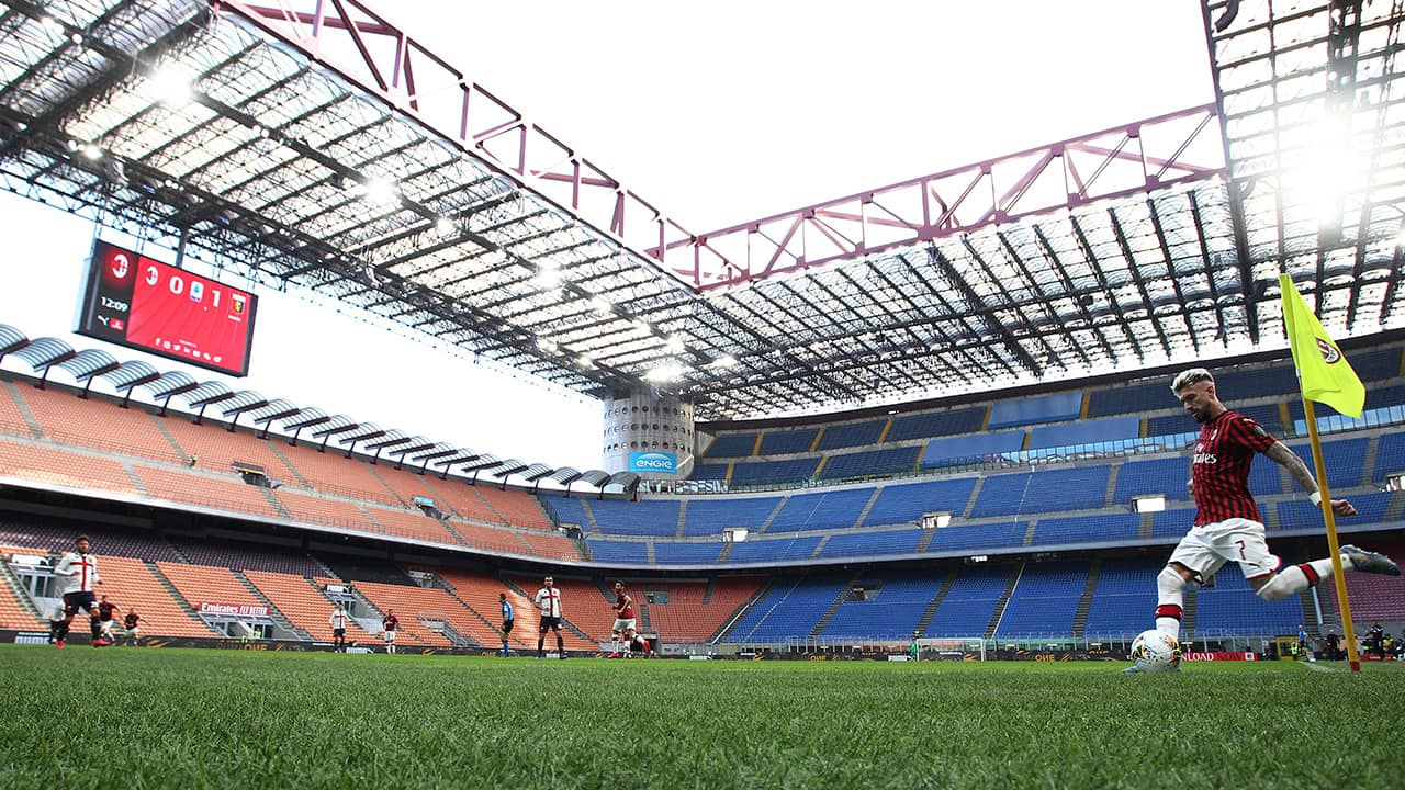 Photo of San Siro Stadium