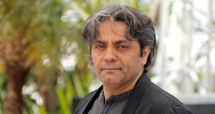 Photo of Iranian filmmaker Mohammad Rasoulof