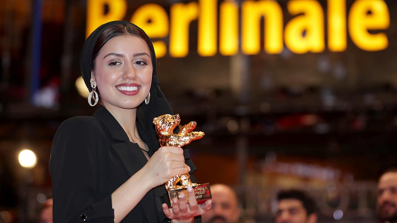 Photo of Actress Baran Rasoulof