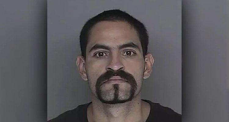 Photo of Mexican Mafia Member Jose Loza