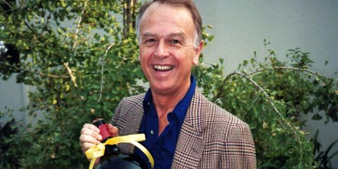 Photo of Joe Coulombe, the founder of the Trader Joe's market chain