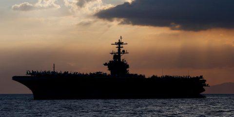 Photo of USS Theodore Roosevelt