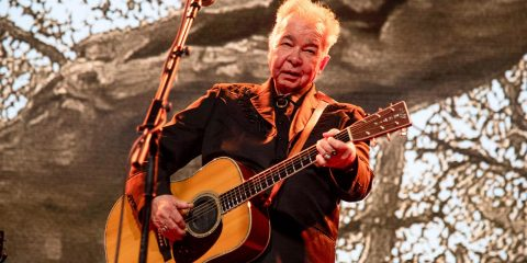 Photo of John Prine in 2019