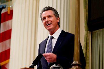 Photo of Gov. Gavin Newsom