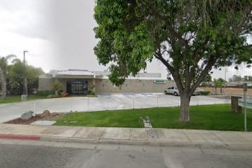 Photo of Sutter Health's rural clinic in Los Banos, California