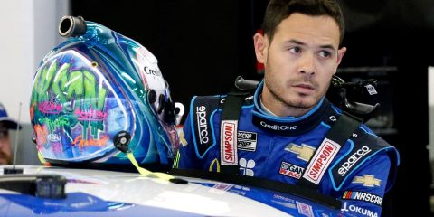 Photo of Kyle Larson