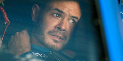 Photo of NASCAR driver Kyle Larson