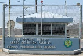 Photo of the Lerdo Detention Facility in Kern County California