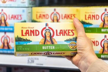 Photo of Land O Lakes butter