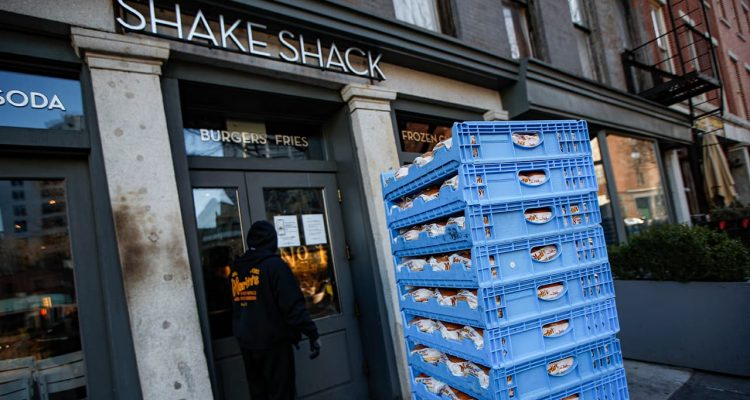 Photo of the Shake Shack in Brooklyn