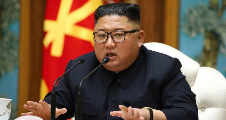 Photo of Kim Jong Un