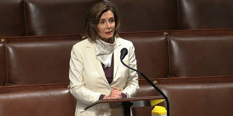 Photo of House Speaker Nancy Pelosi