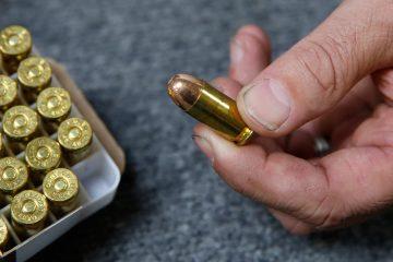 Photo of ammunition