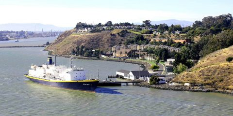 Photo of California State University Maritime Academy