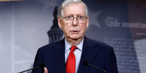 Photo of Mitch McConnell