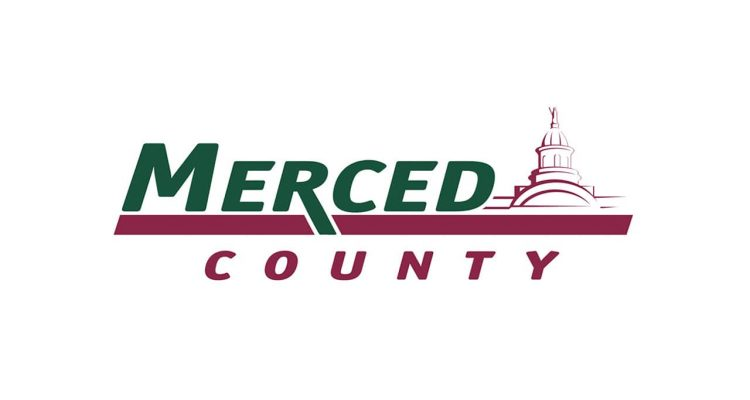 Merced County Department of Public Health logoe