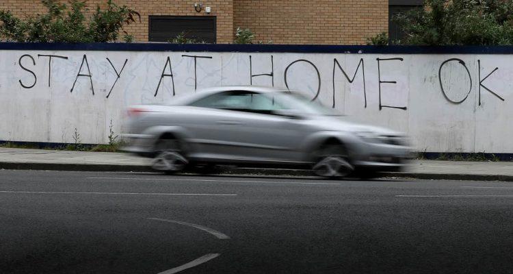 Photo of graffiti in London