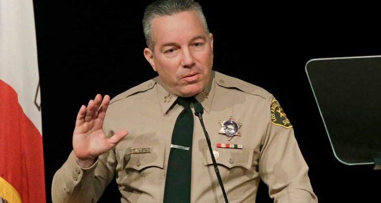 Photo of Los Angeles County Sheriff Alex Villanueva