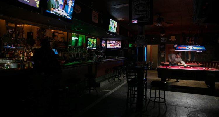 Photo of a bar