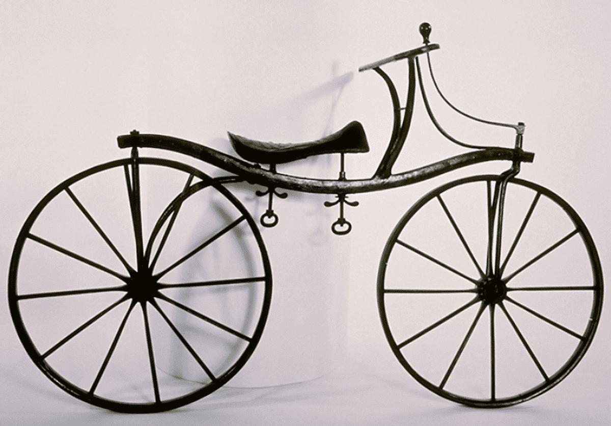 Photo of a bike