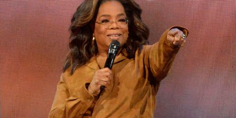 Photo of Oprah