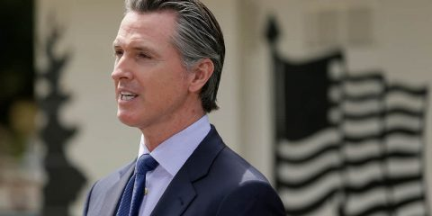 Photo fo Gavin Newsom